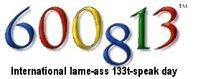 Google L33t 2