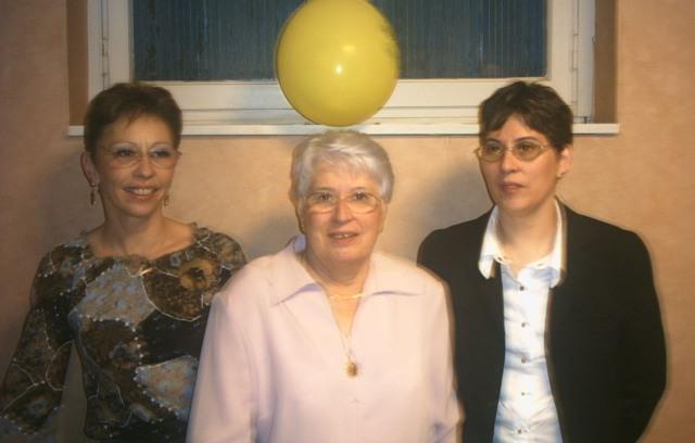 Ma tante et ses deux filles...