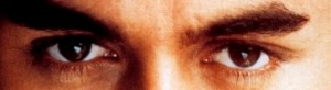 Un regard profond... Qui ça peut être ?